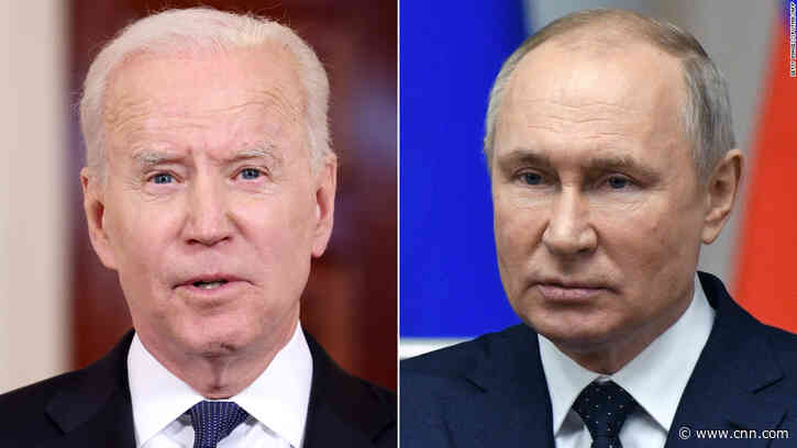 Biden says Putin is right about US-Russia relations being at 'a low point' ahead of summit - CNN