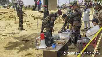 Child falls in 150 foot borewell in Uttar Pradesh, rescue operations underway