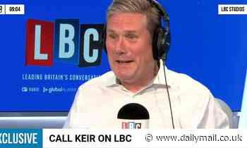 Keir Starmer dodges saying whether he is 'woke'