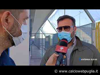 13 Giugno 2021 Brindisi Portici 2 1 sala stampa - calcioWEBpuglia