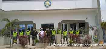 El Banco cuenta con 11 nuevos auxiliares de Policía para fortalecer la seguridad - El Informador - Santa Marta