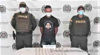 Detienen a presunto expendedor de drogas en El Banco, Magdalena - El Informador - Santa Marta