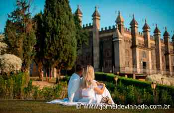 Castelo em Vinhedo promove atividades românticas para os namorados - Jornal de Vinhedo