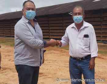 Presidente Cámara de Comercio invita a su par de Yurimaguas para integrar San Martín Cámaras. - Diario Voces
