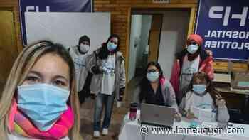 Voluntarios COVID que acompañan en la búsqueda de la esperanza - LM Neuquén