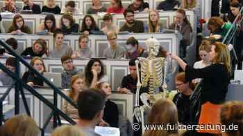 Fulda-Stipendium für Medizin-Studierende erweitert - Tätigkeit in Arztpraxis möglich - Fuldaer Zeitung