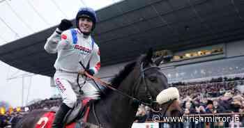 Harry Cobden to return at Newton Abbot on Friday after surgery on fractured cheekbone - Irish Mirror