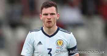 Liverpool defender Andy Robertson sends message ahead of Scotland opener