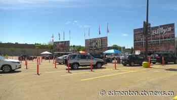 'Morale boosting' Rib Fest in St. Albert pivots to drive-thru format - CTV News Edmonton