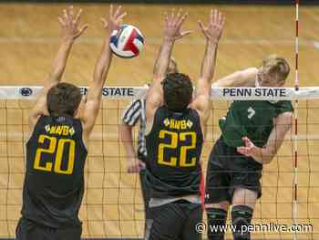 North Allegheny too much for Central Dauphin, Rams fall in PIAA 3A boys volleyball title match - PennLive