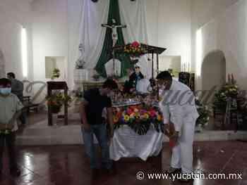 Muestran su devoción a San Antonio de Padua en Ucí - El Diario de Yucatán