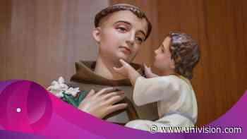 San Antonio de Padua, historia y vida   Horóscopos - Univision