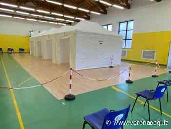 14 Maggio 2021 | San Martino Buon Albergo, si parte con i vaccini al Centro sportivo Pozzan - veronaoggi.it