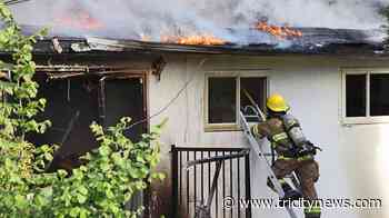 $10K GoFundMe set up for Coquitlam family displaced by fire - The Tri-City News