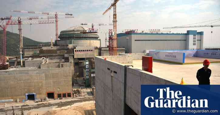 French nuclear firm trying to fix 'performance issue' at China plant