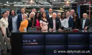GB News' debut Sunday evening programme attracts more viewers than Sky News and BBC News