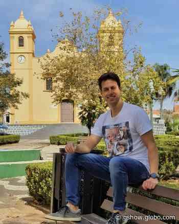 Homem construiu 14 capelinhas em Palmeira, no Paraná - gshow