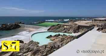 Piscina das Marés, em Leça da Palmeira, reabre com visitas gratuitas - Visão