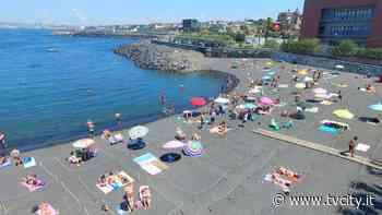 Portici, estate in sicurezza: com'è organizzata la spiaggia delle Mortelle - Tvcity