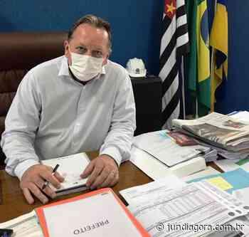 """PREFEITO DE LOUVEIRA: """"Se pandemia persistir, auxílio pode continuar"""" - Jundiaí Agora"""