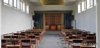 Oxford Crematorium gets £50k refurb in bid to modernise site