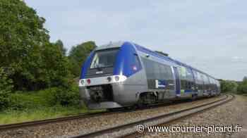 SNCF: trafic interrompu entre Creil et Amiens à cause d'un train de marchandise en panne [MIS A JOUR] - Courrier Picard