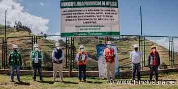 Anuncian rehabilitación de caminos vecinales en Otuzco   TRUJILLO - La Industria.pe