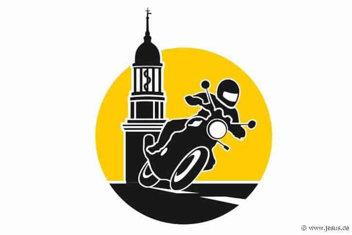 Hamburg: Biker feiern Motorradgottesdienst im Internet