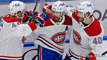 Canadiens confident underdogs heading into series against Golden Knights