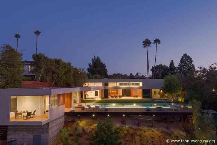 Naomi Osaka $ 7 million home in Beverly Hills