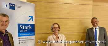 Berchtesgaden: Irene Wagner im Amt bestätigt - Berchtesgadener Anzeiger