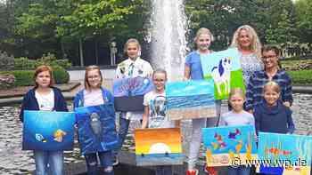 Malen lernen in Schwelm mit professioneller Begleitung - Westfalenpost