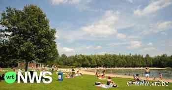 """Opnieuw zwemmers welkom in """"de Plas"""" van Rotselaar, ook voor niet-inwoners - VRT NWS"""