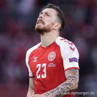 Live - EK voetbal. Deense spelers: 'We spelen tegen België voor Christian'