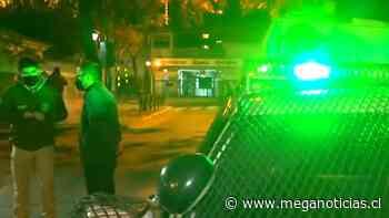 Mujer fue víctima de encerrona en Ñuñoa: Delincuentes la intimidaron con armas de fuego - Meganoticias
