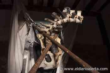 LA RIOJA.-Este domingo, último día para visitar 'Fragmentos Rituales' en EspacioArteVaca de Viniegra - Alerta