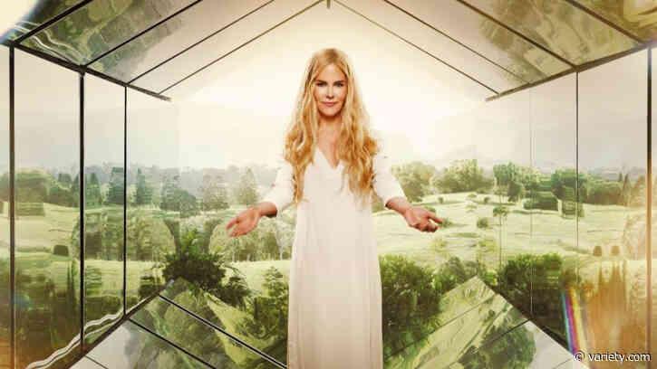Nicole Kidman Leads Healing Ritual In 'Nine Perfect Strangers' Teaser (TV News Roundup) - Variety