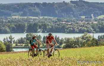 Radltour von Traunreut zum Waginger See - PNP Plus