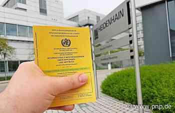 Mit dem Impfbuch in die Firma - Traunreut - Passauer Neue Presse