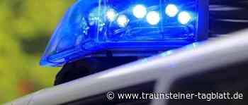 Traunreut: Reifendiebstahl: Ausstellungsfahrzeug auf Steine aufgebockt - Traunsteiner Tagblatt