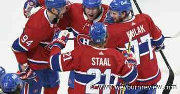 Islanders-Lightning, Knights-Canadiens in uncertain final 4 - Weyburn Review