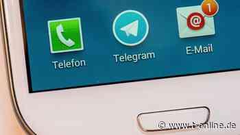 Messenger-Dienst: Bundesamt für Justiz geht gegen Telegram vor