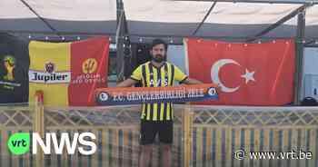 """Turks-Belgische supporter uit Zele kijkt uit naar aftrap van EK: """"Dubbele kans om te winnen!"""" - VRT NWS"""