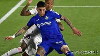Calciomercato Inter, in sede gli agenti di Mathias Olivera, terzino del Getafe