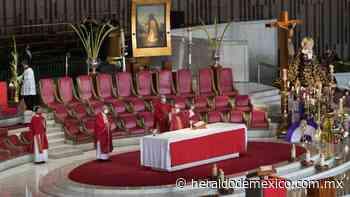 Misa Dominical desde la Basílica de Guadalupe EN VIVO, 13 de junio - El Heraldo de México