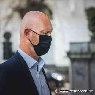 Topmagistraat Johan Sabbe schuldig bevonden aan aanranding