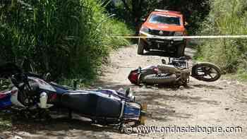 Fatal accidente de tránsito dejó un motociclista muerto en Chaparral - Ondas de Ibagué