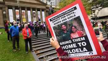Biloela family poised to exit detention - Western Magazine