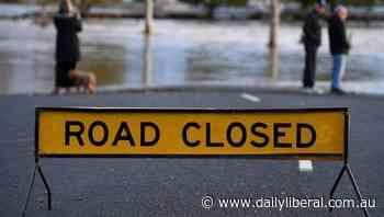 More rain imminent for flood-hit Latrobe - Daily Liberal