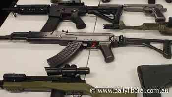 WA bans 'dangerous' gel blasters - Daily Liberal